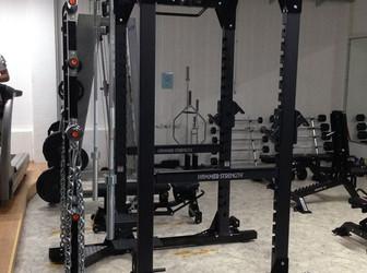 Neue Geräte von Hammer Strength im Studio Hilpoltstein
