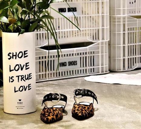 Embalagem Vinci Shoes
