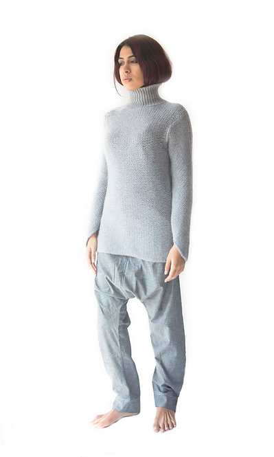 CASHMERE SACHA KNITTED JUMPER