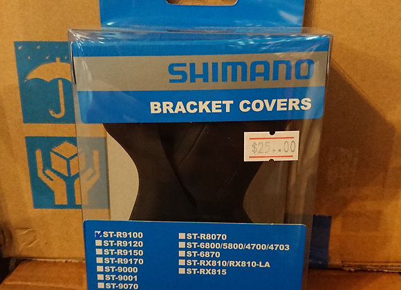 Shimano ST-R9100 Bracket Cover Pair Shifter Hoods