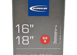 Schwalbe 16-18 349 SV4 Inner Tube