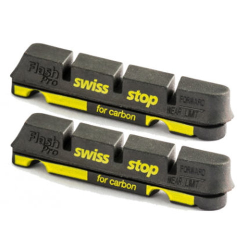 Swiss Stop Black Prince Carbon Brake Pads (set Of 4)