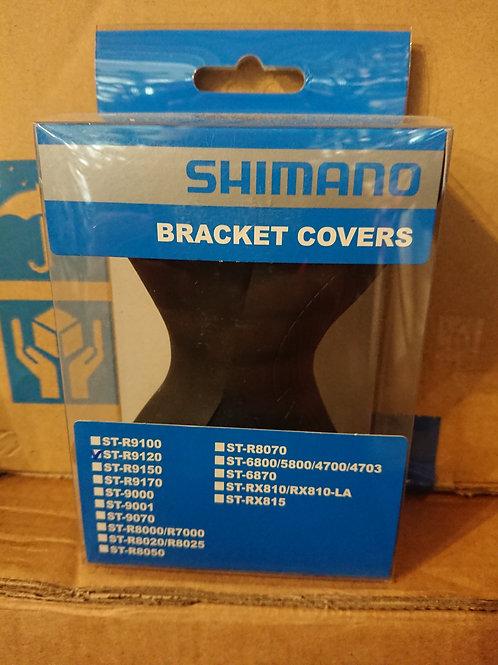 Shimano ST-R9120 Bracket Cover Black Shifter Hoods