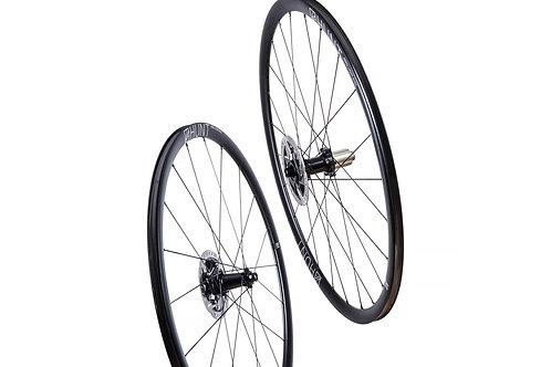 HUNT Aero Light Disc Alloy Wheelset