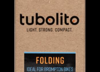 "Tubolito Folding 16"" for Brompton"