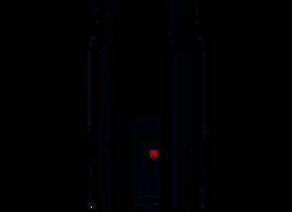 Elite Fly Ultralight Sport Bottle Black/Black