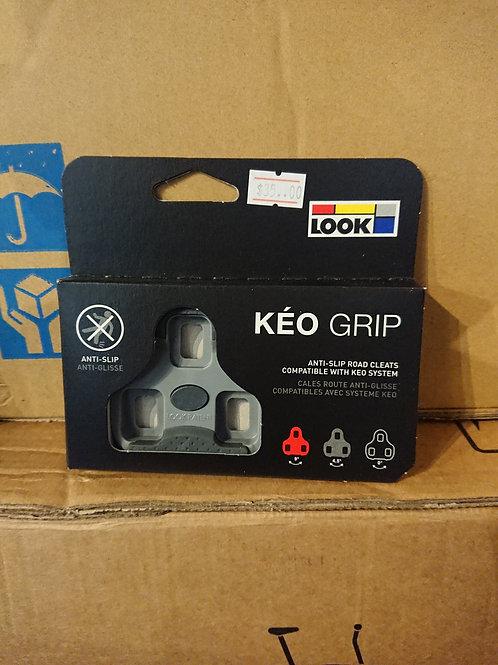 LOOK Pedal Cleat KEO Grip Grey