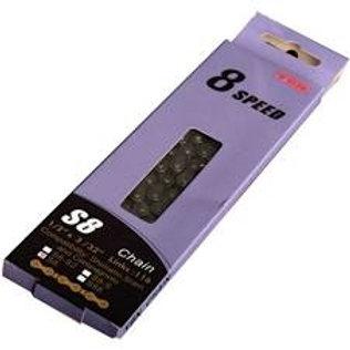 YBN S8-TiC 8speed Chain Oil Slick