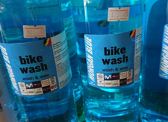 Morgan Blue Bike Wash 1000cc