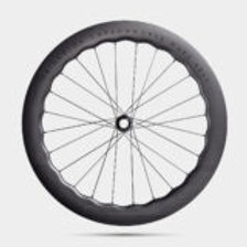 PRINCETON WAKE 6560 Front and Rear WHEELSET with White Industries CLD hubset