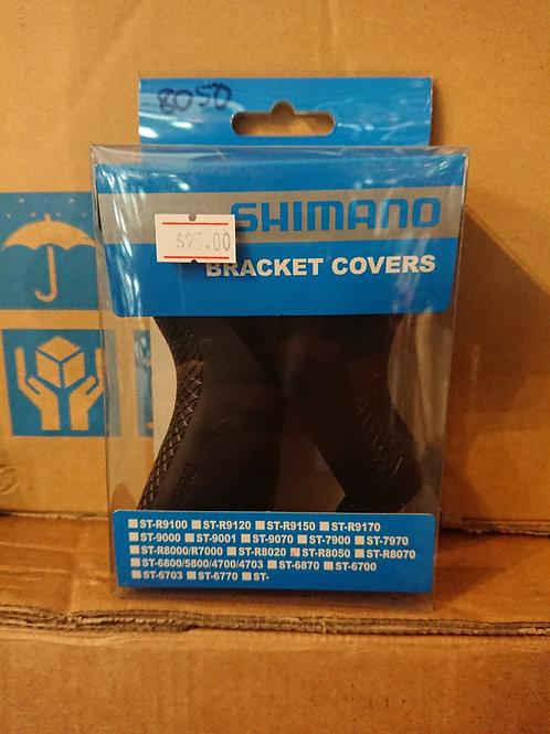 Shimano ST-R8050 Bracket Cover Black Shifter Hoods