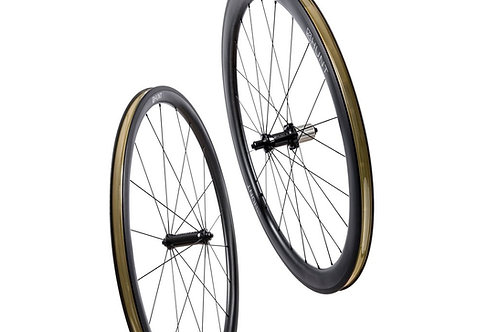 HUNT 3650 Carbon Wide Aero Wheelset Rim brake
