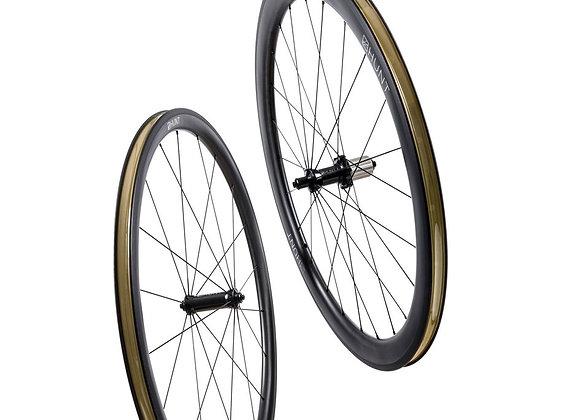 HUNT 3650 Carbon Wide Aero Wheelset Rim brake