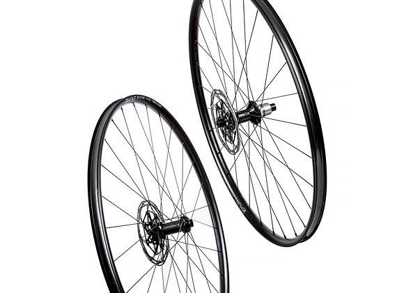 HUNT Race XC Wide MTB Disc brake Wheelset 29 SRAM XD Boost