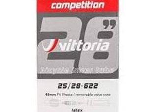 Vittoria Competition Latex 25/28 FV Presta 48mm