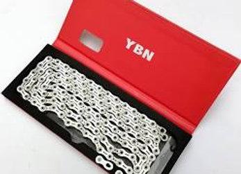 YBN 11Speed S2 Chain Silver