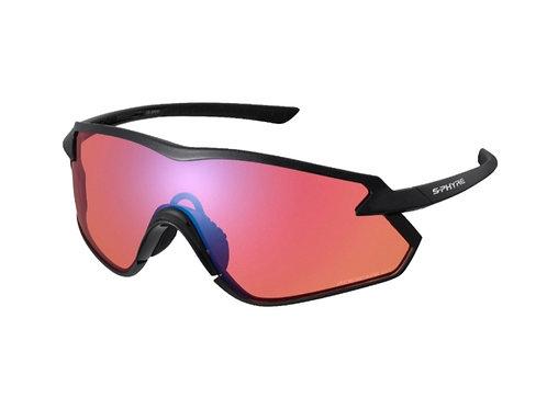 Shimano eyewear S-PHYRE X CE-SPHX1-ES Metallic Black, Ridescape ES