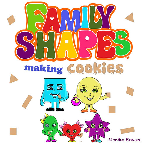 Making Cookies Front cover