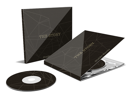 THE STORY EP (CD)