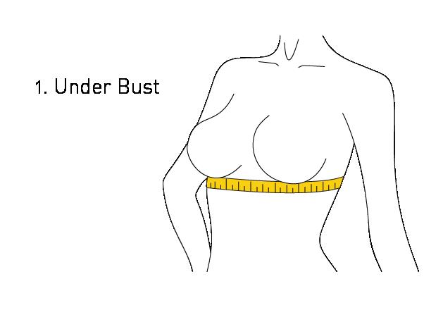 Under Bust Measurement