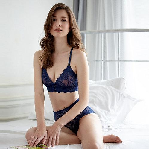 Navy Jessica Bralette