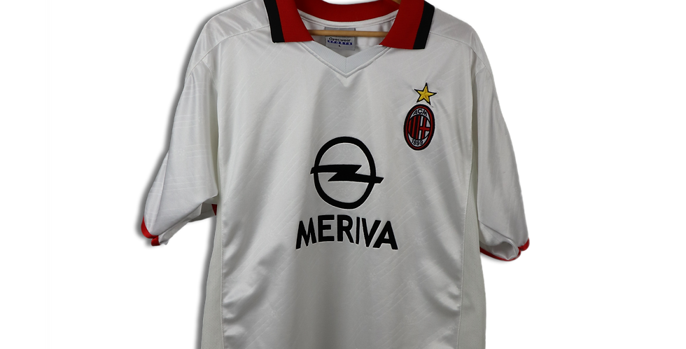 2003-2004 AC MILAN AWAY SHIRT | L