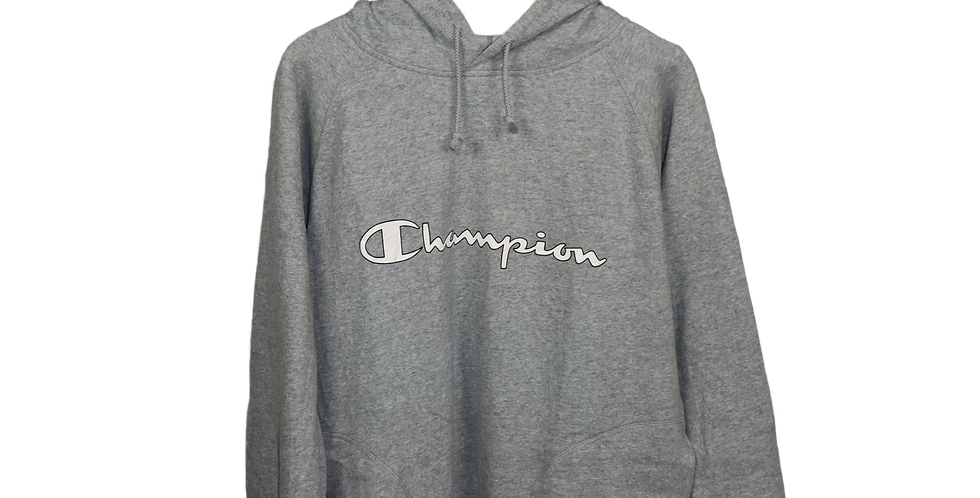 LATE 1990s CHAMPION REVERSE WEAVE HOODIE | L