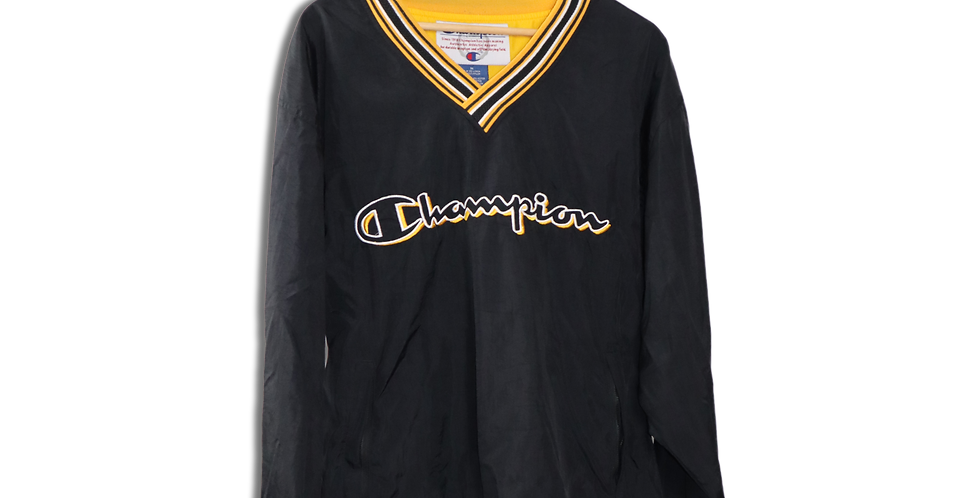 EARLY 1990s CHAMPION PULLOVER JACKET | M
