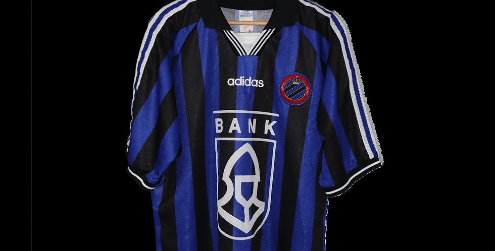 1997-1998 CLUB BRUGGE HOME SHIRT | L