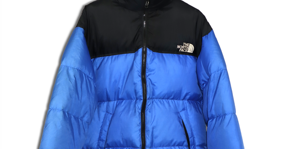 EARLY 2000s THE NORTH FACE TWO TONE PUFFER | XL