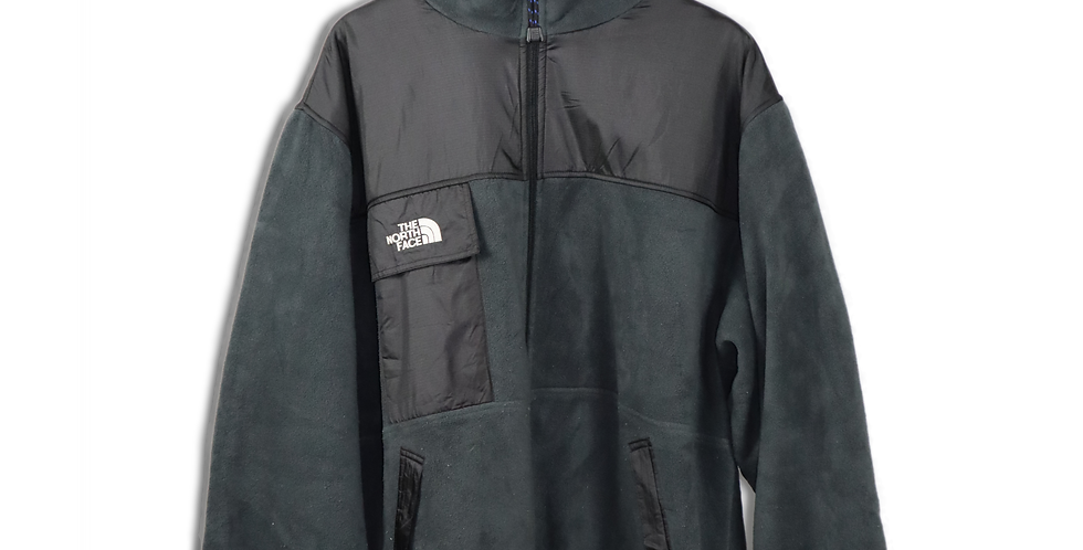 EARLY 2000s THE NORTH FACE PADDED FLEECE JACKET | XL