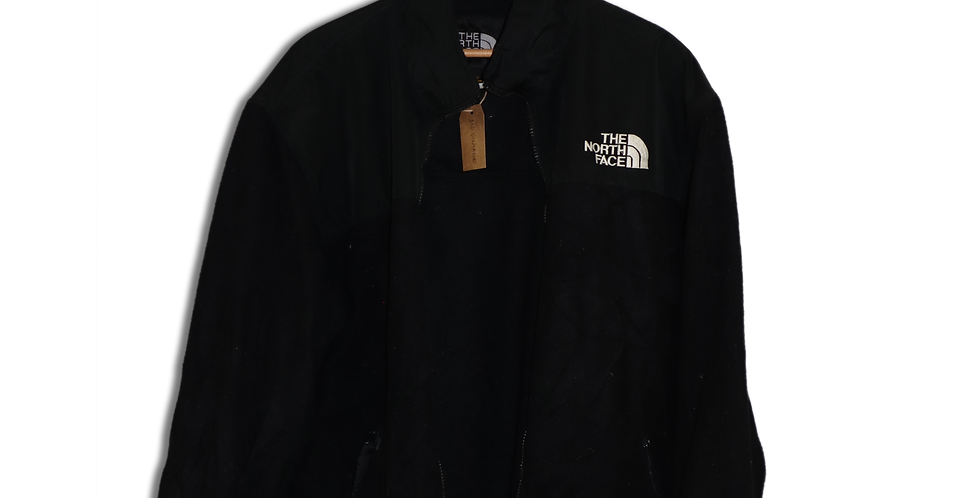 EARLY 2000s THE NORTH FACE GORE TEX FLEECE ZIP UP | L