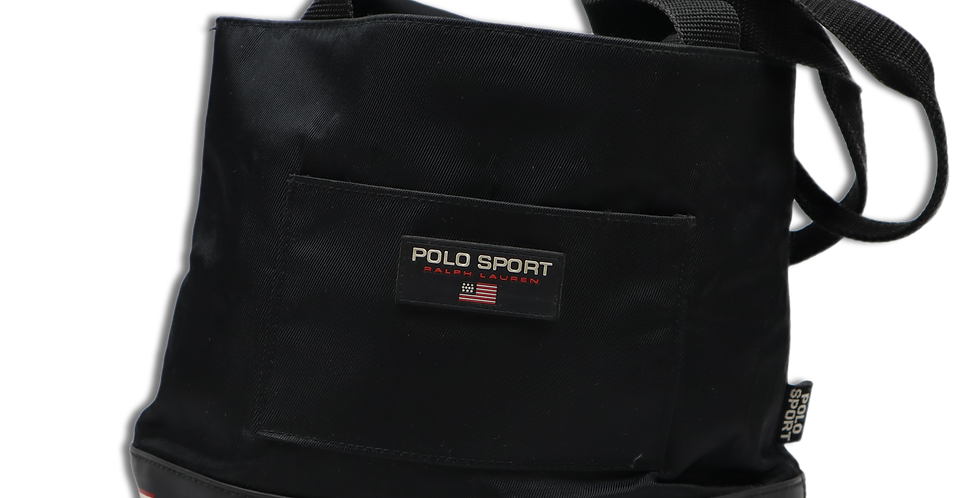 EARLY 1990s POLO SPORT BAG   ONE SIZE