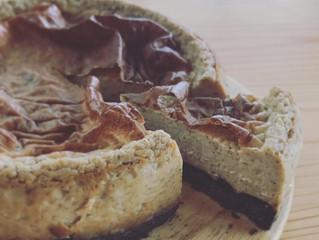 【玄米のニューヨークチーズケーキづくり】のお知らせ