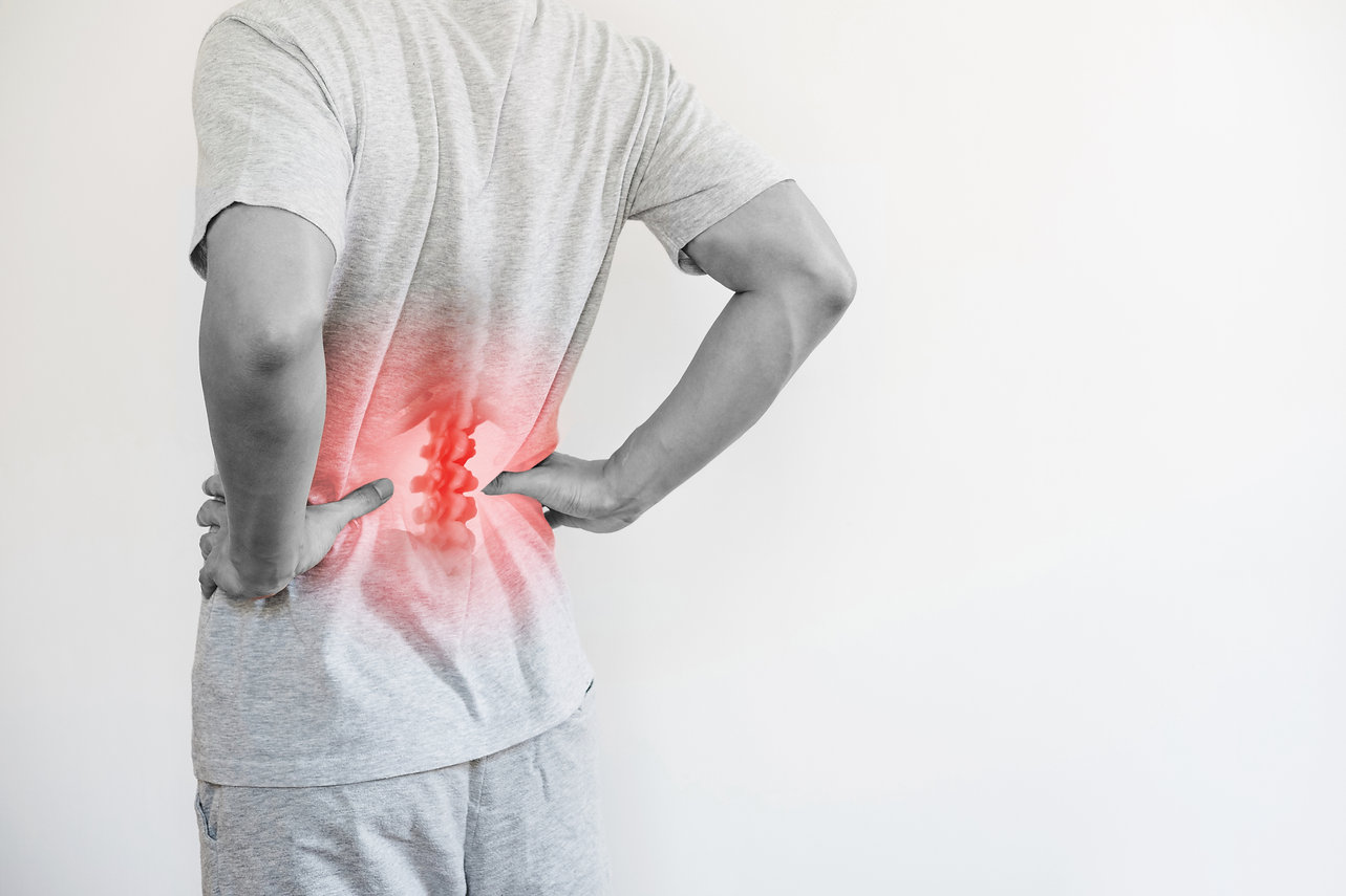 Office syndrome, Backache and Lower Back
