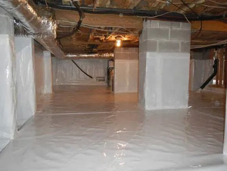 What happens in my Crawl Space?