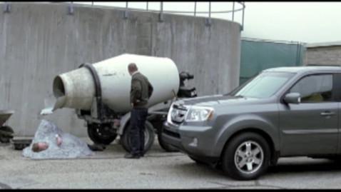 "Honda ""Cement Mixer"""