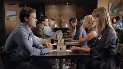 """AT&T """"Speed dating"""""""
