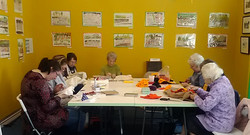 knit and sew wot group