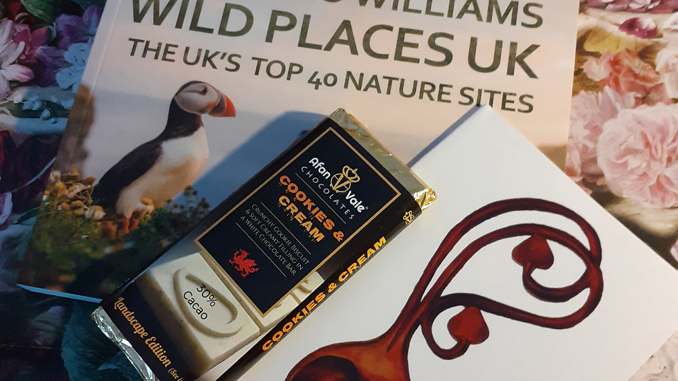 WILD PLACES TOP 40 UK: Iolo Williams