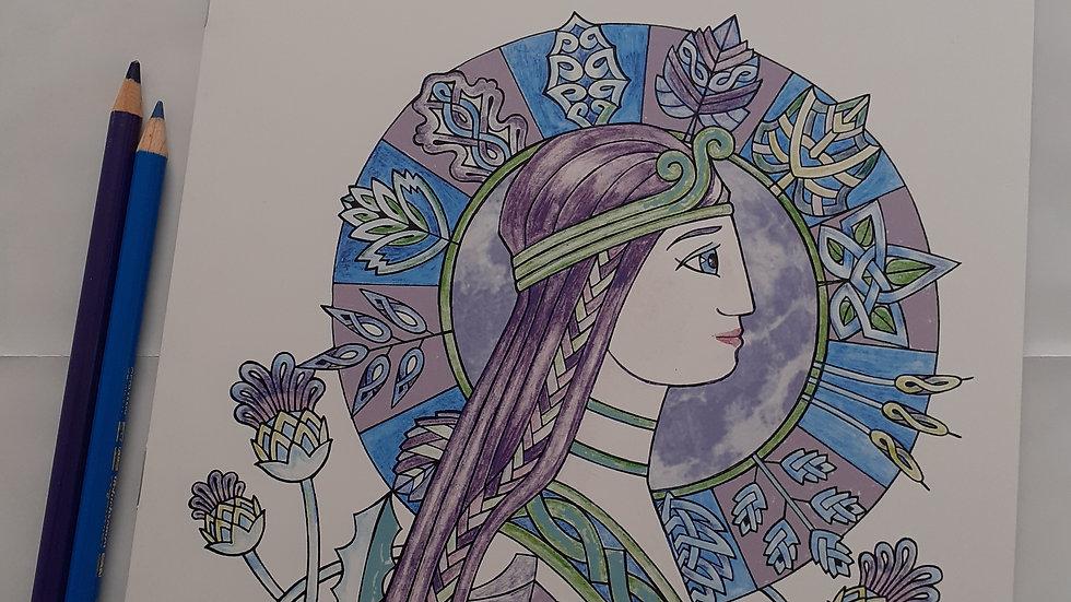 Celtic Colouring Books