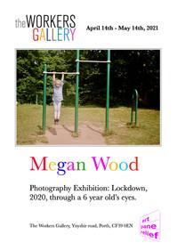 Megan Wood April May 2021 exhibition pos