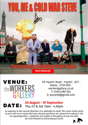Cold War Steve Workers Gallery August 20