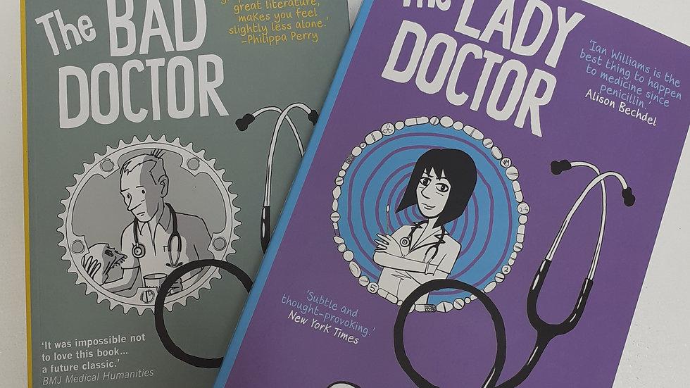 The Bad Dr & Lady Dr Book Bundle