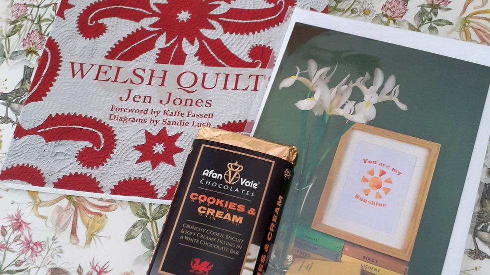 Welsh Quilts: Jen Jones