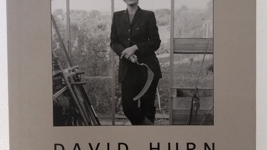 Living in Wales: David Hurn +poster