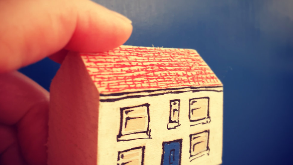 3D House Drawing Kit