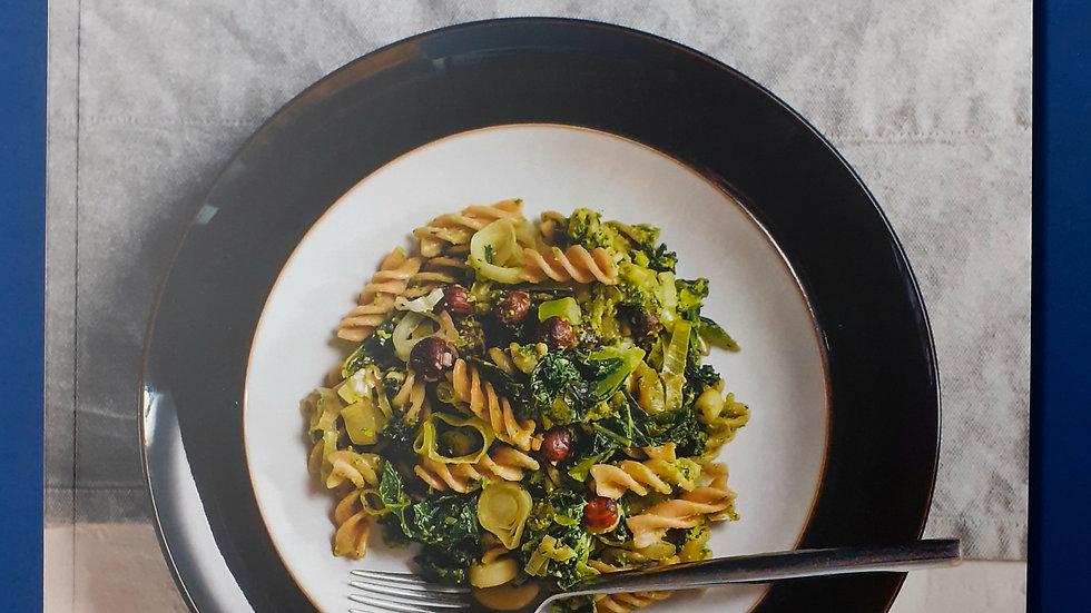 Seasonal Vegan Book & Organic Apron