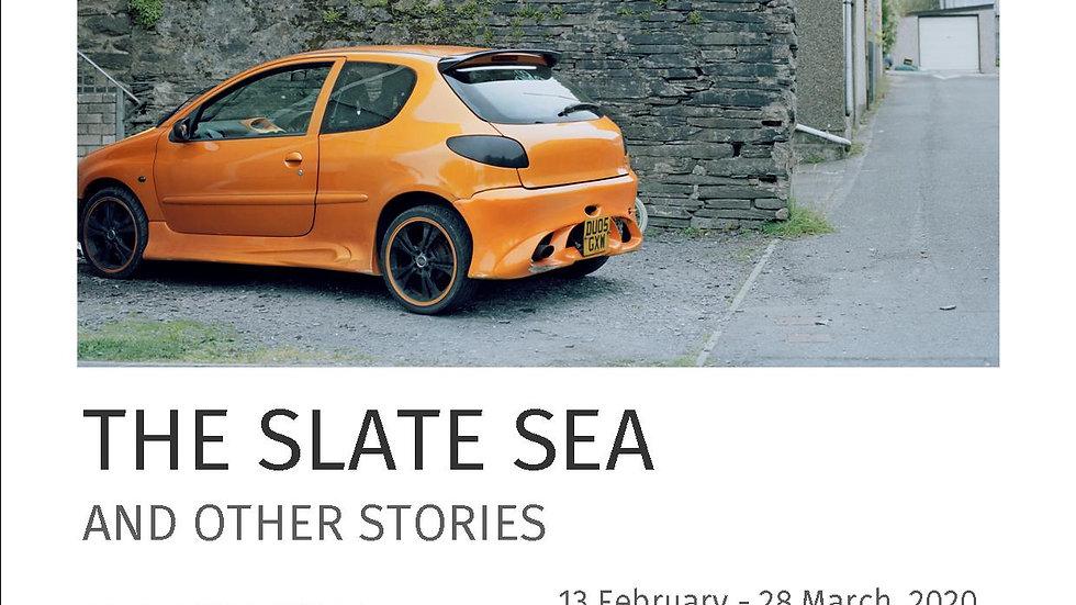 The Slate Sea Souvenir Poster