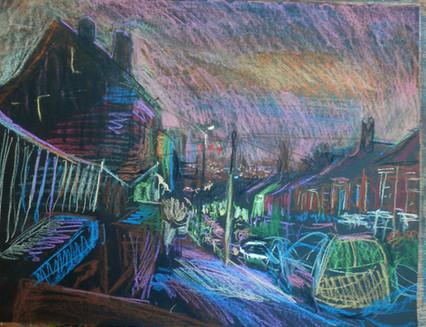 Night City by Jane Walker